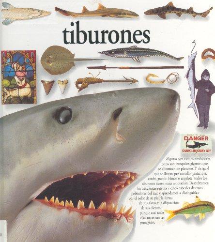 9788482520056: Tiburones/Sharks (Eyewitness Series in Spanish)