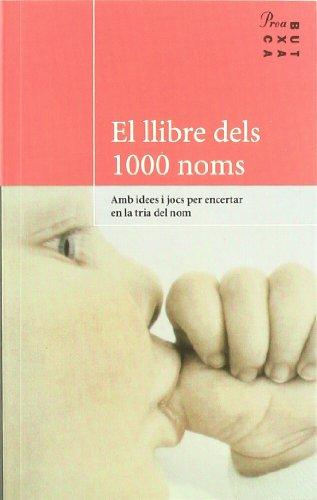 9788482562018: El llibre dels 1000 noms