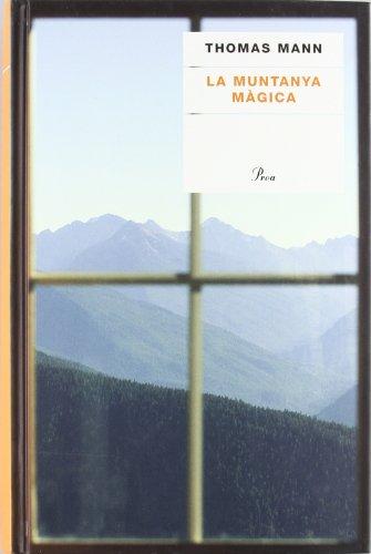 9788482564050: La muntanya màgica (A Tot Vent-tela)