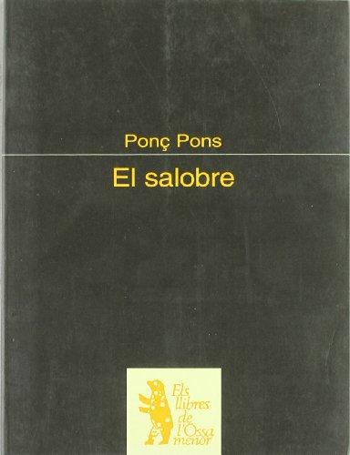 9788482564333: El salobre