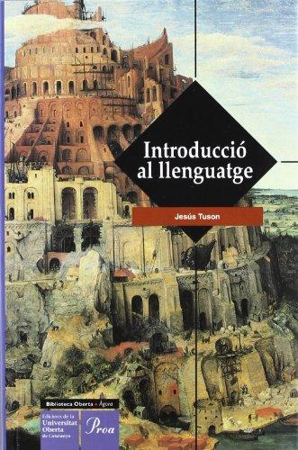9788482567068: Introducció al llenguatge (Àgora Biblioteca Oberta)