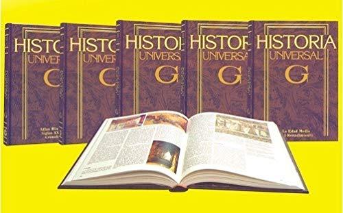 9788482593586: Historia universal