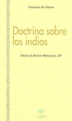 9788482602264: Doctrina sobre los indios