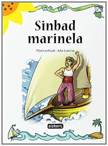 9788482632285: Sinbad marinela (Ekilore)