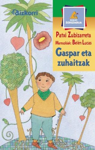 9788482633367: Gaspar eta zuhaitzak