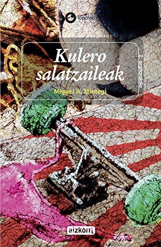 9788482634227: KULERO SALATZAILEAK