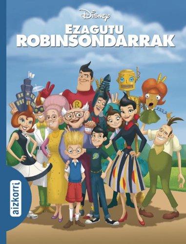 9788482635477: Ezagutu Robinsondarrak (Disney klasikoak)