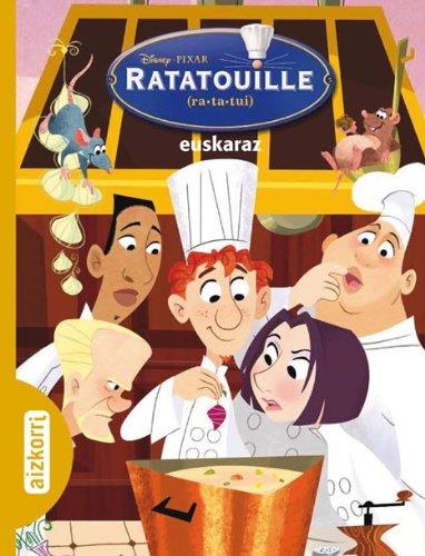 9788482635484: Ratatouille (Disney klasikoak)