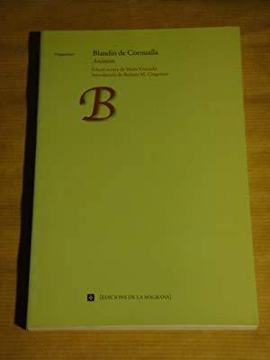 9788482640143: Blandin de cornualla (VARIA)