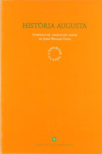 9788482640815: Història augusta