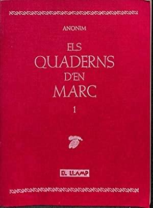 9788482642918: Els quaderns d'en Marc (LES ALES ESTESES)
