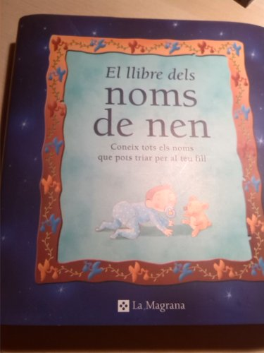 9788482642963: El llibre dels noms de nen (NO FICCION)