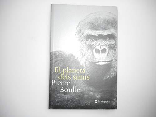 9788482643359: El planeta dels simis (LES ALES ESTESES)