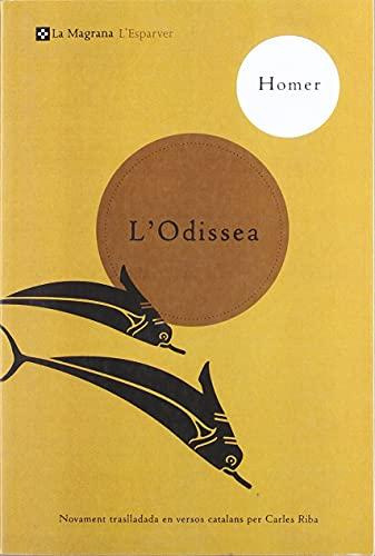 9788482643663: L'odissea (n.E. Verso)