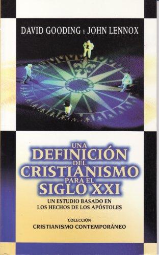 9788482671505: Una definición del cristianismo para el siglo XXI