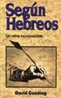 9788482672403: Segun Hebreos: Un Reino Inconmovible