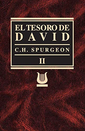 Tesoro de David Volumen II (Spanish Edition) (8482673688) by Spurgeon, Charles H.