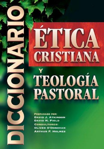 9788482674148: Diccionario de etica cristiana y teologia pastoral/Dictionary of Christian ethics and pastoral theology