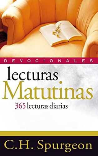 9788482674490: Lecturas Matutinas: 365 lecturas diarias (Spanish Edition)