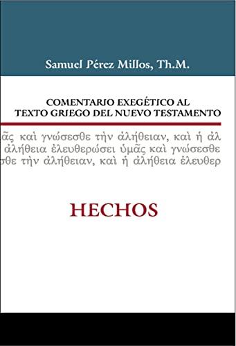 9788482679242: Hechos. Comentario Exegético Al Texto Griego Del Nuevo Testamento