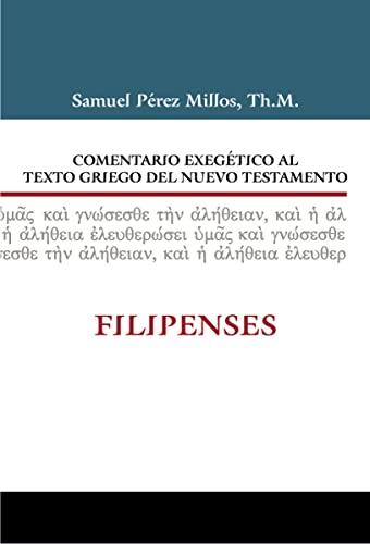 9788482679709: Comentario Exegético al texto griego del N.T. Filipenses