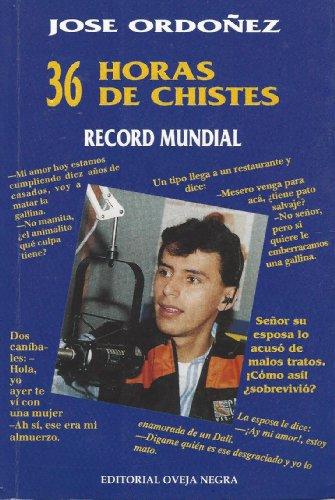 9788482800912: 36 Horas de Chistes (Spanish Edition)