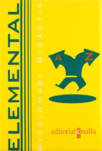 9788482860374: Diccionari didàctic elemental - 9788482860374
