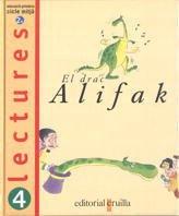 9788482863979: Lectures 4. El drac Alifak: Projecte Terra - 9788482863979