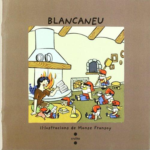 9788482868370: Blancaneu (Vull llegir!)