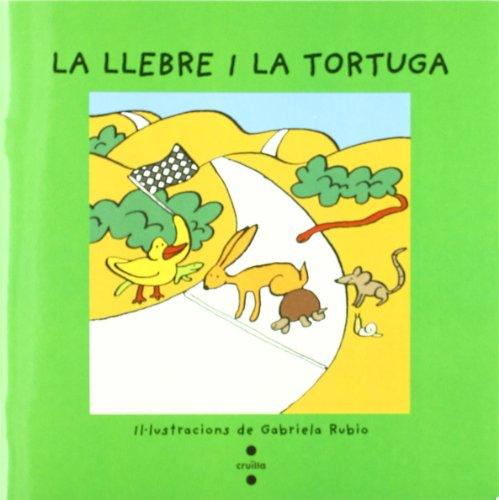 9788482868455: La llebre i la tortuga (Vull llegir!)