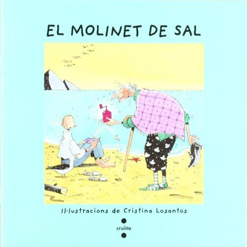 9788482868479: El molinet de sal (Vull llegir!)