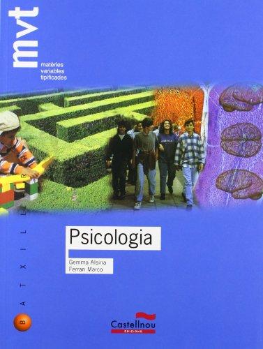 9788482872773: PSICOLOGIA