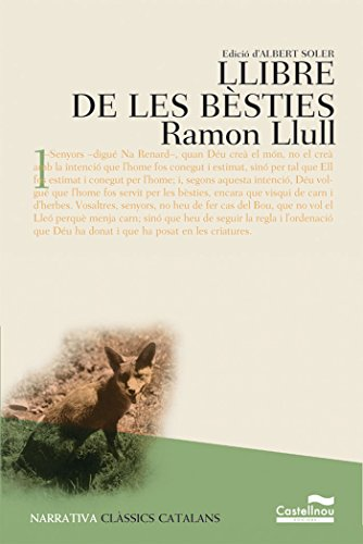 9788482874005: Llibre de les bèsties (Clàssics Catalans)