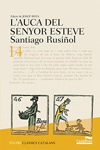 9788482874111: Auca del senyor Esteve, L' (Clàssics Catalans)