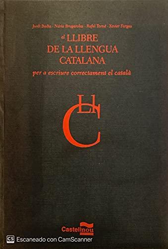 9788482874890: Llibre de la llengua catalana: pera escriure correctament el catala