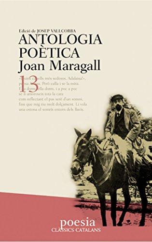 9788482875675: Antologia poètica de Maragall (Clàssics Catalans)