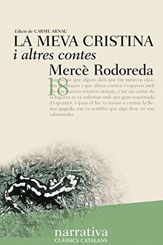9788482877211: La meva Cristina i altres contes