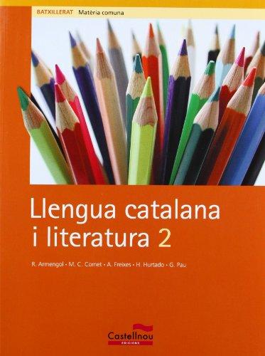 9788482878713: LLENGUA CATALANA I LITERATURA 2 - 9788482878713