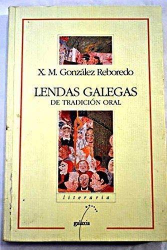 9788482880006: Lendas galegas de tradición oral (Literaria)