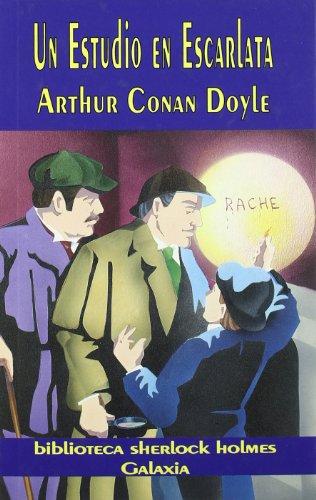 9788482880150: Un estudio en escarlata (Biblioteca Sherlock Holmes)