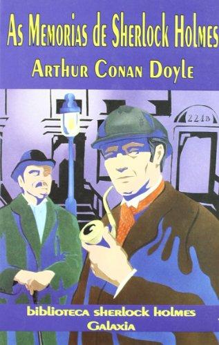 AS MEMORIAS DE SHERLOCK HOLMES: CONAN DOYLE, ARTHUR