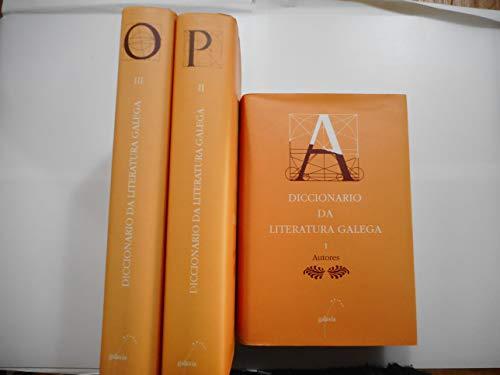 9788482880198: Diccionario da literatura galega