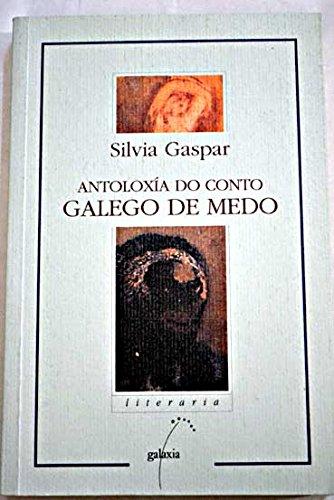 9788482880358: Antoloxía do conto galego de medo (Literaria)