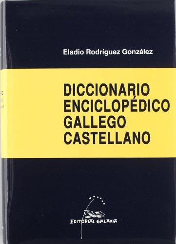 9788482884288: Diccionario enciclopédico gallego-castellano [Volume II] (Dicionarios)