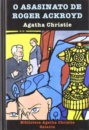 9788482884370: Asasinato de roger ackroyd, o (Biblioteca Agatha Christie)
