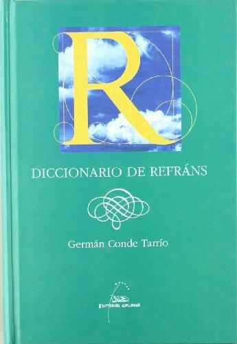 9788482884486: Diccionario de refráns (galego-castelán-francés) (Dicionarios)
