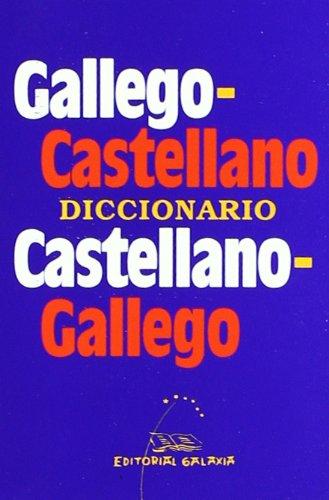 9788482884646: Diccionario Gallego-Castellano, Castellano-Gallego (Dicionarios)