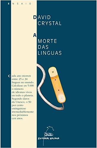 A morte das linguas: Crystal, David