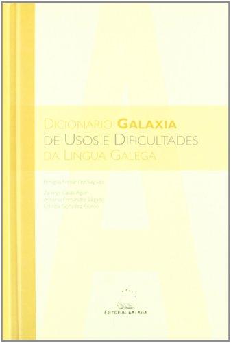9788482887524: Dicionario Galaxia de usos e dificultades da lingua galega (Dicionarios) (Galician Edition)