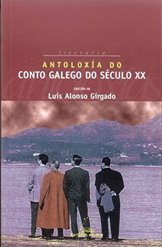 Antoloxía do conto galego do século XX - Varios autores